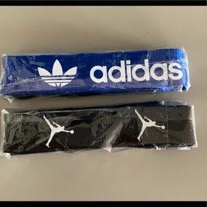 Adidas & Jordan lanyard bundle